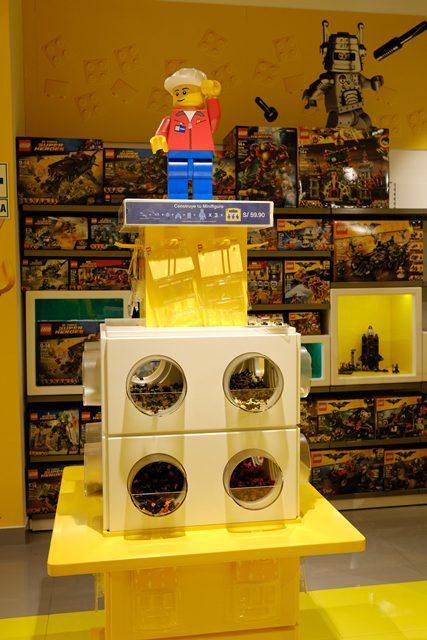 Lego Perú