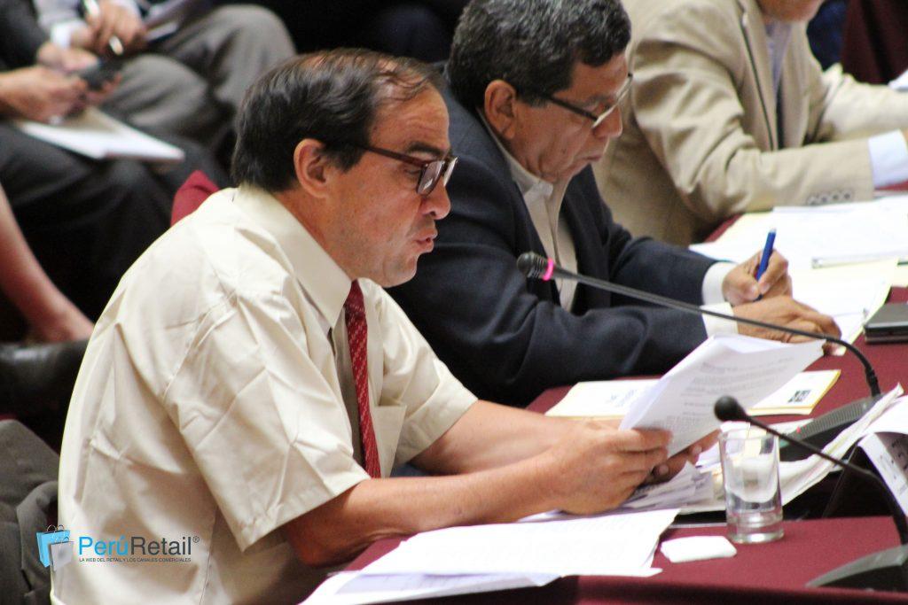 Lescano 1024x683 - Congreso acelerará debatir una ley de control de fusiones, tras caso Inkafarma