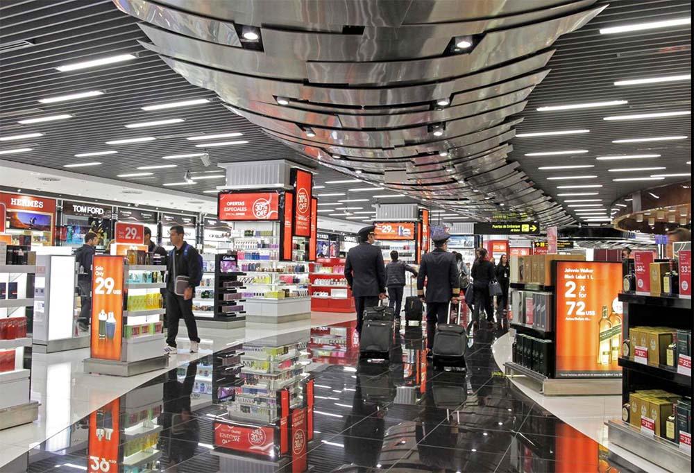 Lima Airport zona comercial - Conoce las nuevas marcas que ingresarán al Aeropuerto Internacional Jorge Chávez