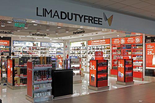 Lima Duty Free - Denuncian que Duty Free del Aeropuerto Jorge Chávez vende productos sin octógonos