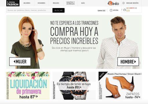 Linio traerá marcas de lujo al mercado peruano online - Linio traerá marcas de lujo al mercado peruano online