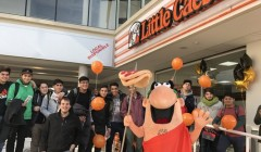 Little Caesars Chile 240x140 - Little Caesars abrió su primer restaurante en Sudamérica