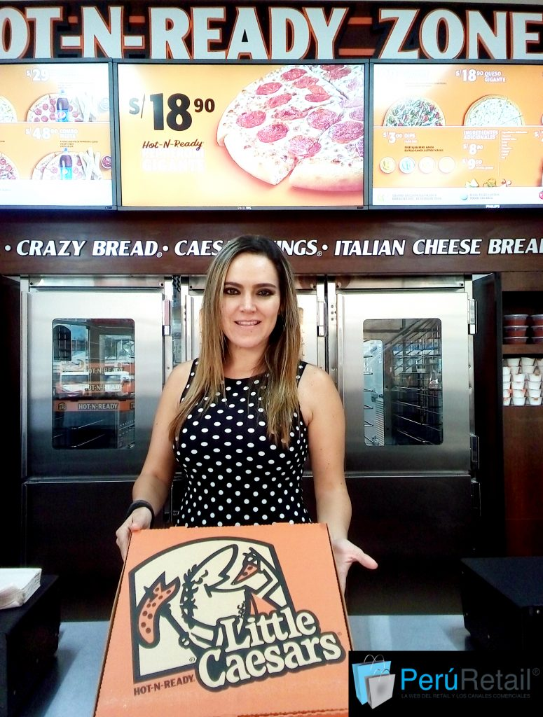 Little Caesars Pizza 5 Peru Retai 775x1024 - Little Caesars abrirá su quinto local en Independencia