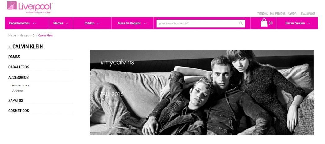 Liverpol tienda online