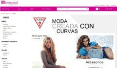 Liverpool, Privalia y Sears lideran la moda online en México