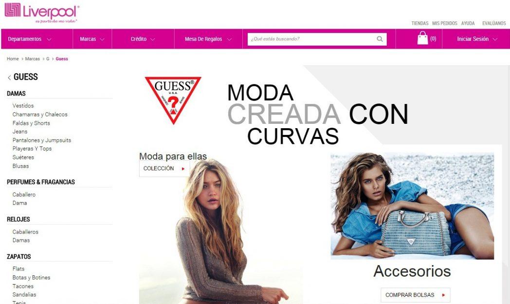 Liverpool Privalia Y Sears Lideran La Moda Online En Mexico
