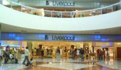 tienda departamental Liverpool mexico