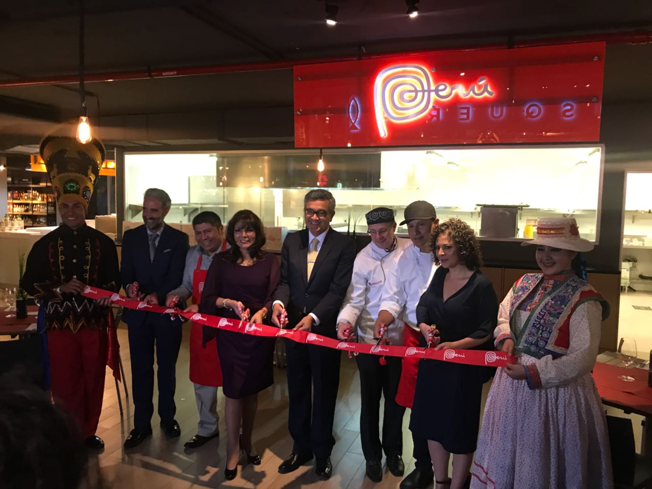 Liverpool supermercados - Liverpool abrió restaurante de gastronomía peruana en Polanco