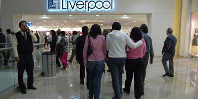 Liverpool fl int - Tiendas departamentales seducen al consumidor mexicano