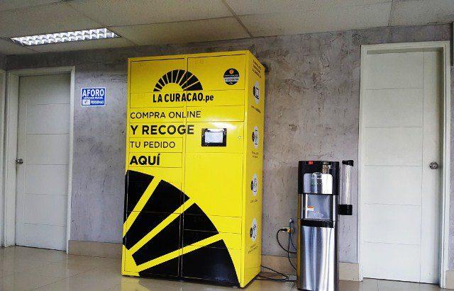 Lockers electrónicos