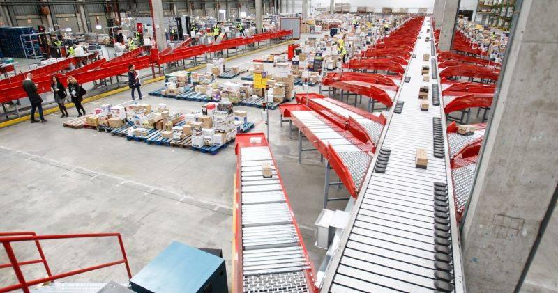 """Logística en supermercados - Supply Chain: """"La tecnología está cambiando el mundo de la logística de forma espectacular"""""""