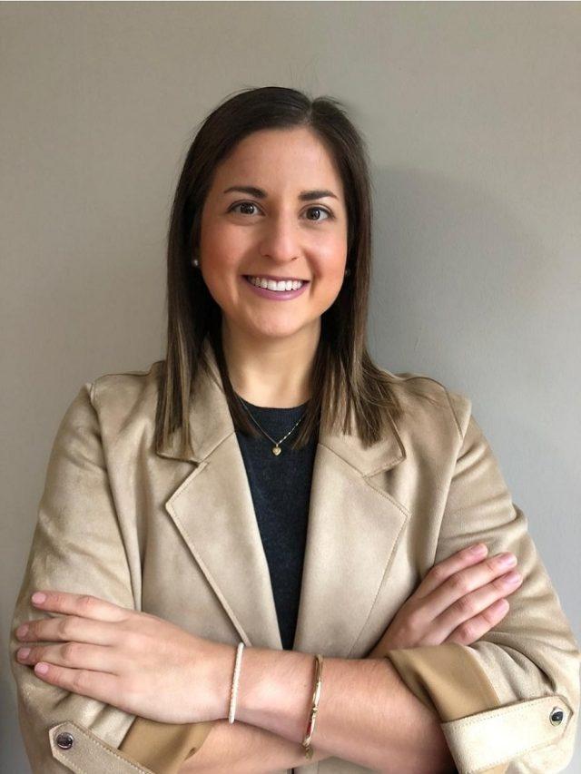 Lorena Carbone, Gerente de Sales & Marketing en Adecco Perú.
