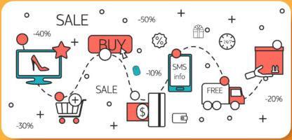Los retos de la última milla en la logística del e commerce - La gestión logística en el proceso de compra online