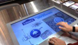 Lowes experiencia digital 2 248x144 - Lowe's presenta transformación de su tienda física y virtual en el NRF 2016