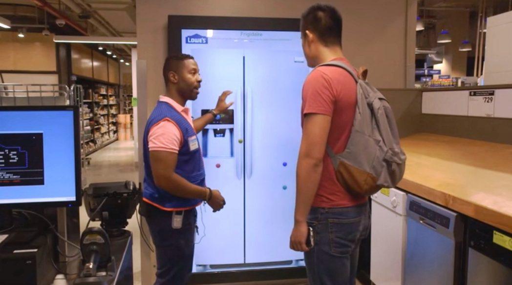 """Lowes experiencia digital1 - El """"diseño"""" de experiencia del usuario, el arma de los retailers frente al ecommerce"""