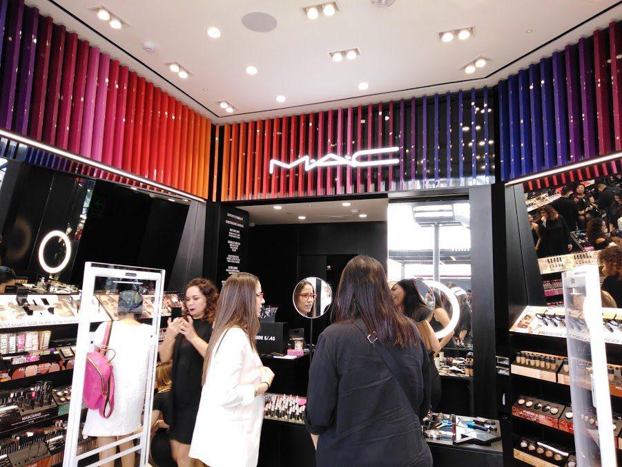 MAC Cosmetics - MAC Cosmetics abre las puertas de su primera tienda en Piura