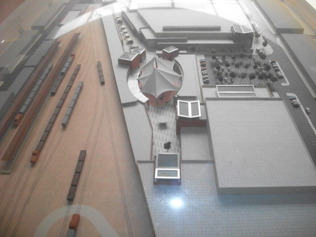 MAQUETA REAL PLAZA JULIACA 2 PERÚ RETAIL 1024x768 - Comerciantes financiarían construcción del segundo centro comercial en Juliaca