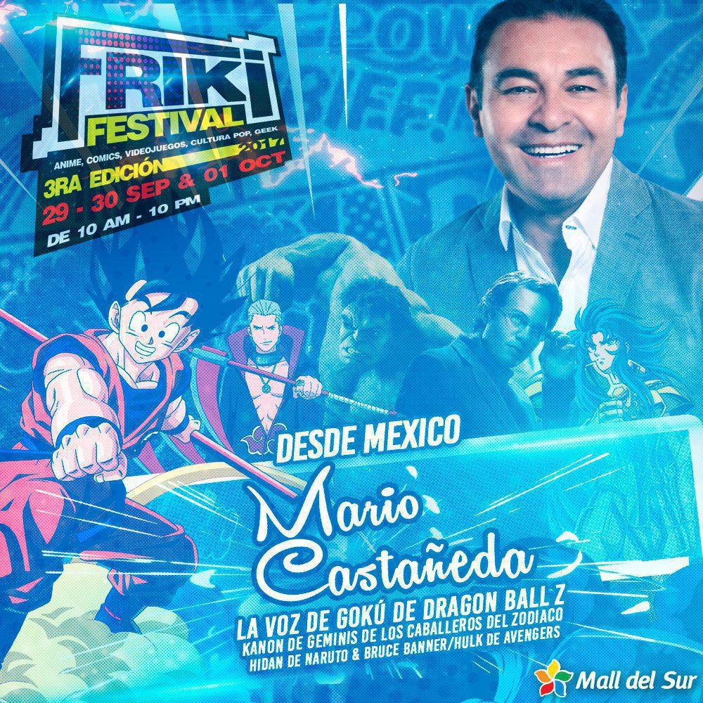 MARIO CASTAÑEDA - Mall del Sur espera a más de 120 mil personas en la tercera edición del Friki Festival