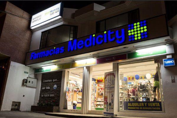 MEDICITY PERÚ RETAIL 2 - Ecuador: Conoce a Medicity, la primera farmacia delivery en Quito, Guayaquil y Cuenca