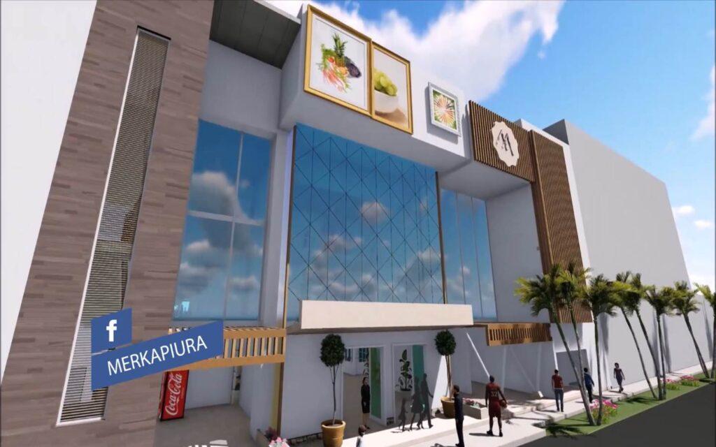 MERKAPIURA 5 PERÚ RETAIL 1024x640 - Piura tendrá mall con un formato innovador para pequeños y medianos empresarios