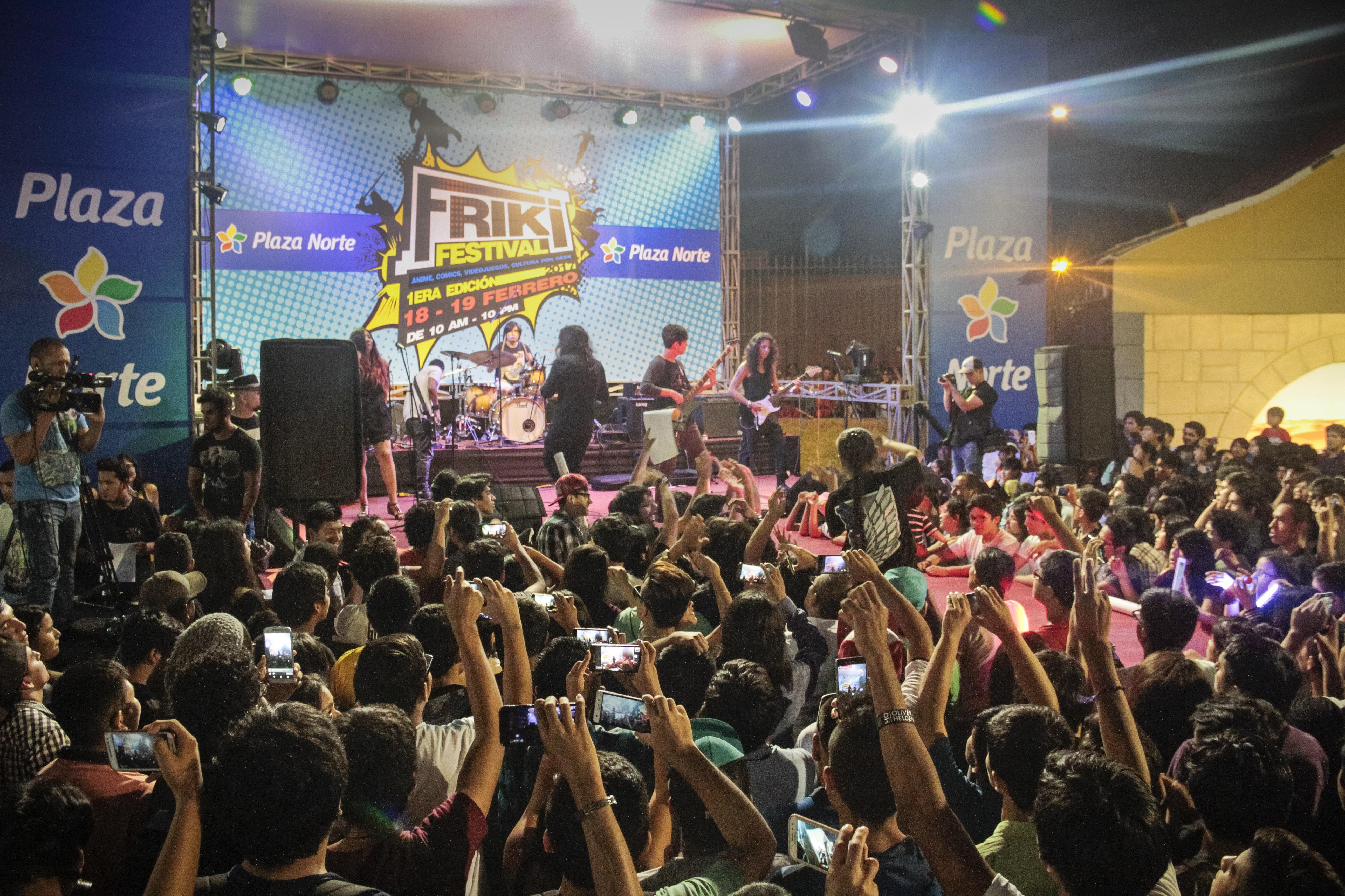 MG 7625 - Mall del Sur espera a más de 120 mil personas en la tercera edición del Friki Festival