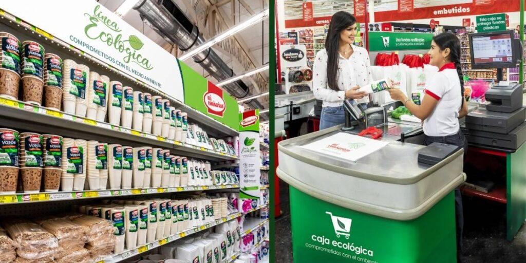 MI COMISARIATO ECOLÓGICO PERÚ RETAIL 1024x512 - Ecuador: Estos son los desechos orgánicos que sustituyen al plástico en supermercados