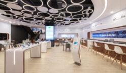 MOVISTAR Jockey Plaza 4 248x144 - Perú: ¿Por qué es importante la arquitectura en el sector retail?