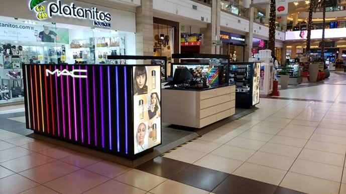 Mac1 - MAC Cosmetics inaugura local N°30 en Mallplaza Bellavista