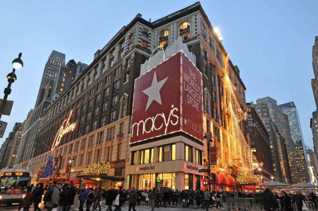 Macys 1024x681 - Más de 8000 tiendas fueron cerradas en Estados Unidos en el 2017