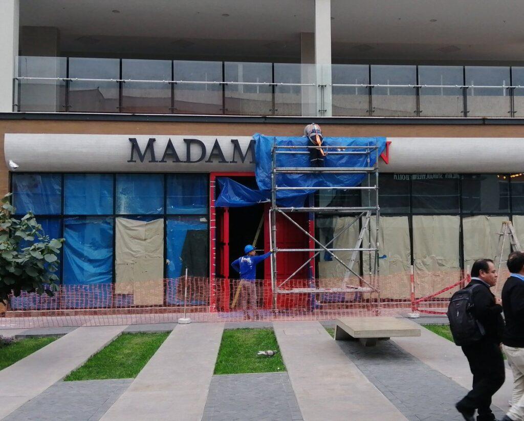 Madam tusan Plaza San Miguel 1024x822 - Chili's y Madam Tusan alistan sus aperturas en Plaza San Miguel