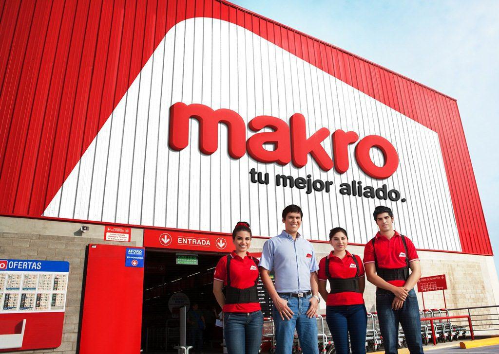 Makro Fachada - Perú: Makro prevé contar con 30 tiendas para el 2022