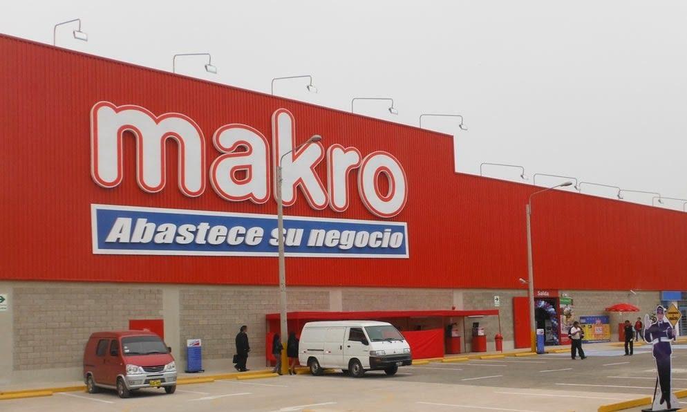Makro iniciar operaciones de su nueva tienda en villa el for Plano de villa el salvador