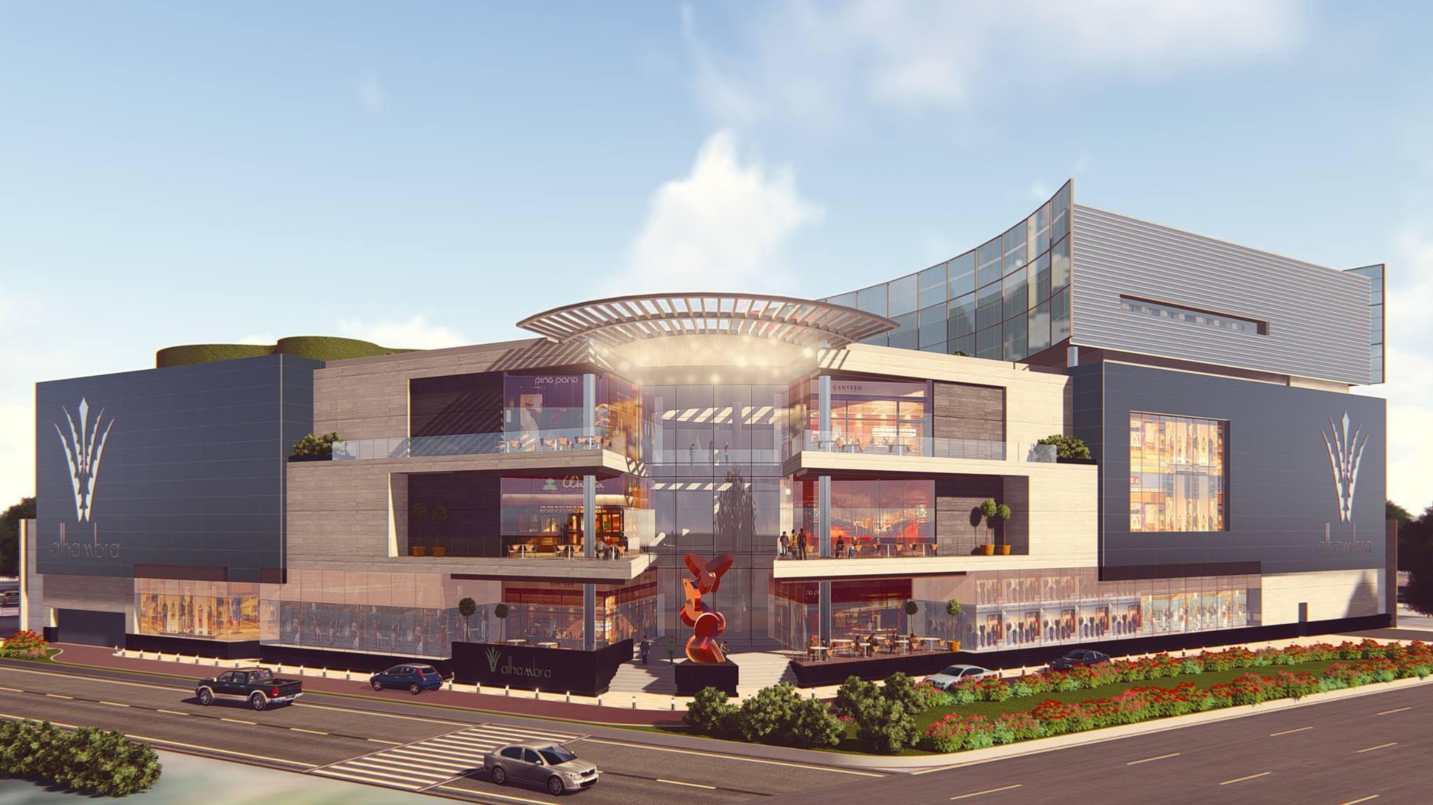Mall Alhambra Shopping - Mall Alhambra Shopping abrirá el 2018 con una inversión de US$ 7 millones en Ecuador