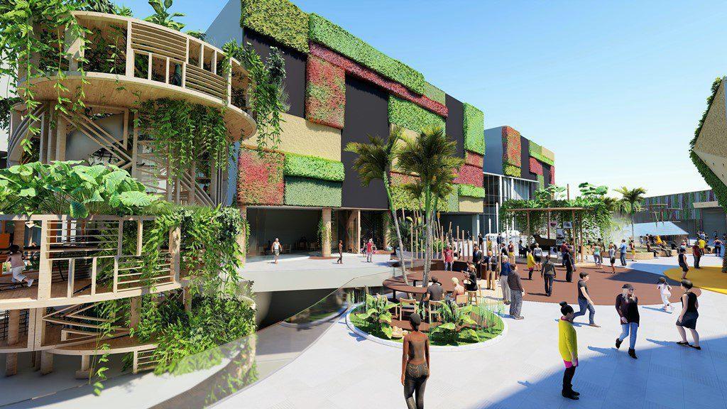 Mall Aventura 2 1 - Perú: Mall Aventura Santa Anita incorporará una tienda fast fashion y un homecenter