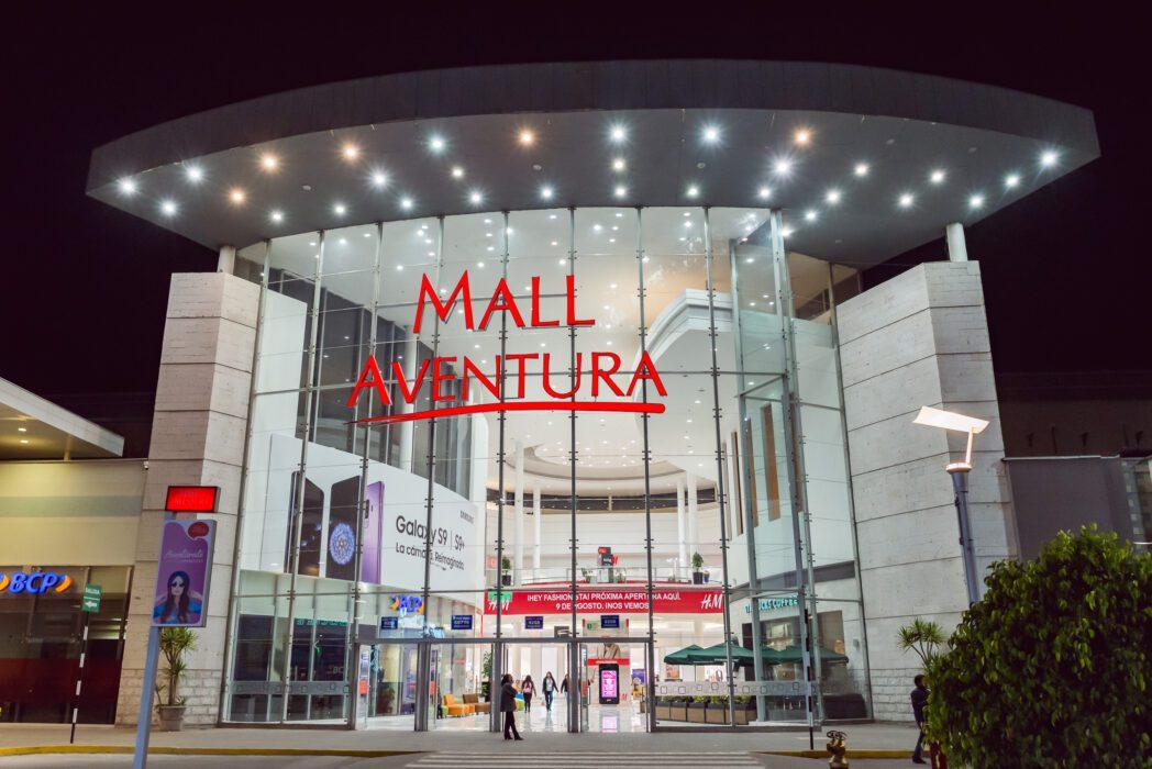 Mall Aventura Arequipa