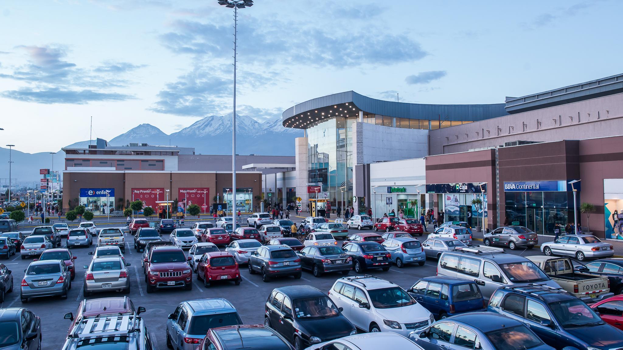 Mall Aventura Arequipa - Mall Aventura Arequipa invertirá S/ 45 millones para ampliación