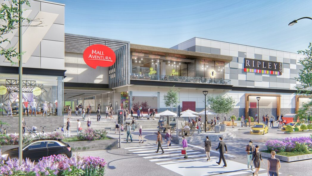 """Mall Aventura Chiclayo 1 - Mall Aventura: """"En el 2022 operaremos cinco centros comerciales en Perú"""""""
