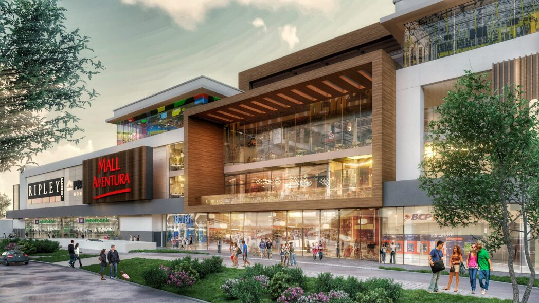 """Mall Aventura San Juan de Lurigancho - Mall Aventura: """"En el 2022 operaremos cinco centros comerciales en Perú"""""""