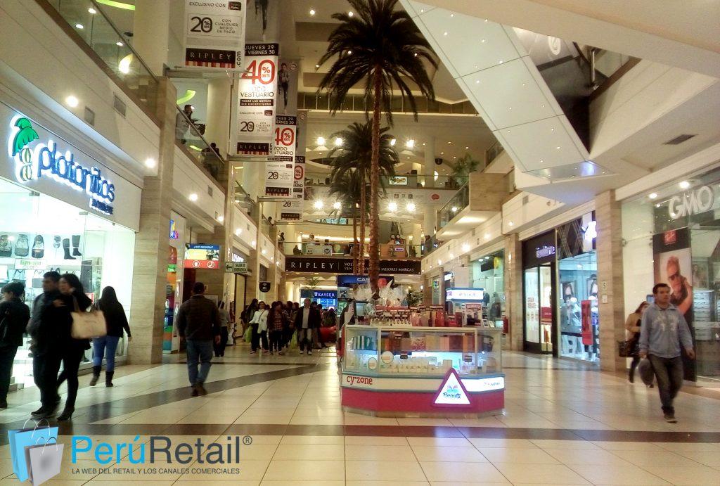 Mall Aventura Santa Anita 1 peru retail 1024x691 - Perú es el país con mayor grado de crecimiento y desarrollo retail en la región