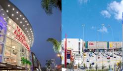 Mall Aventura y Plaza Lima Sur