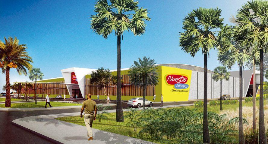 Mall El Nuestro - Conozca los 7 malls que se abrirán en Barranquilla entre el 2016 y el 2018
