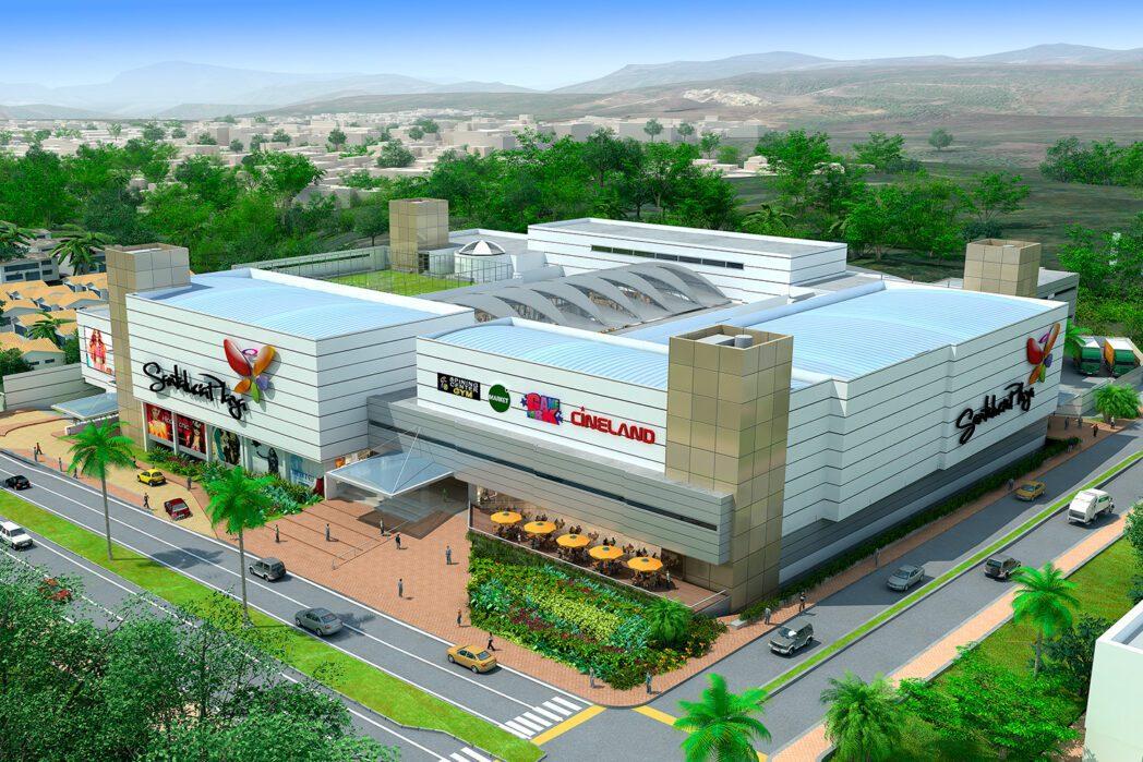 Mall Santa Lucia Plaza