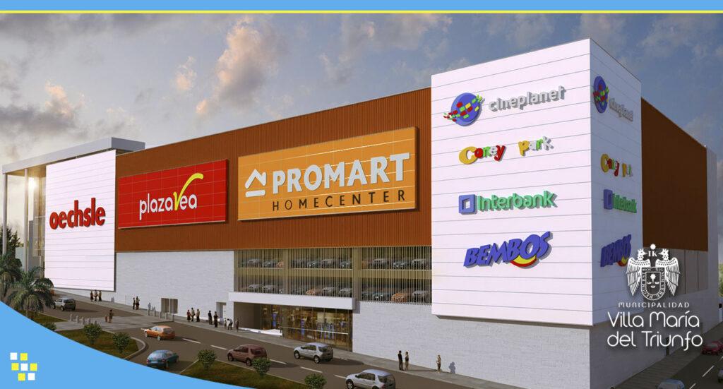 Mall VMT