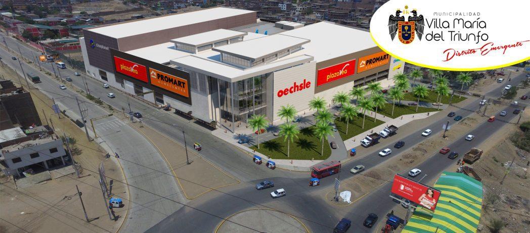 Mall VMT 2 - Villa María del Triunfo tendrá primer mall valorizado en US$ 50 millones