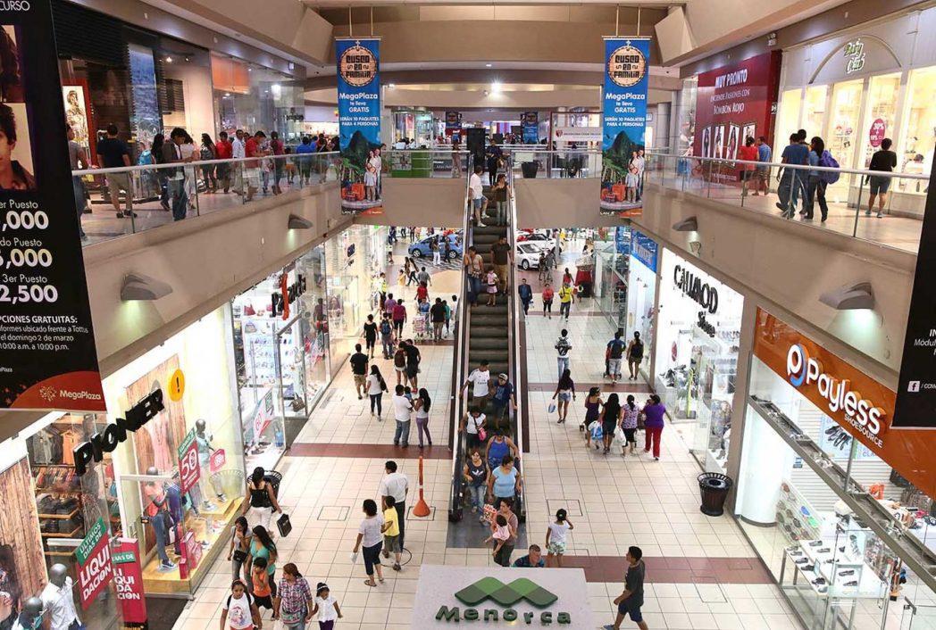Mall angamos