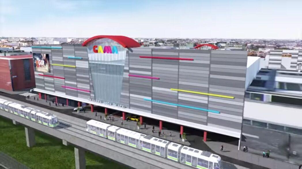 Mall de Gamarra