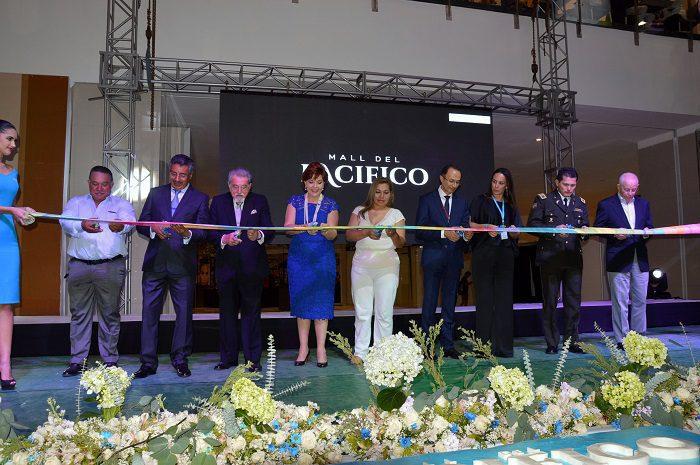 Mall del Pacífico 4 - Más de 70 mil visitantes recibió Mall del Pacífico durante su inauguración en Ecuador