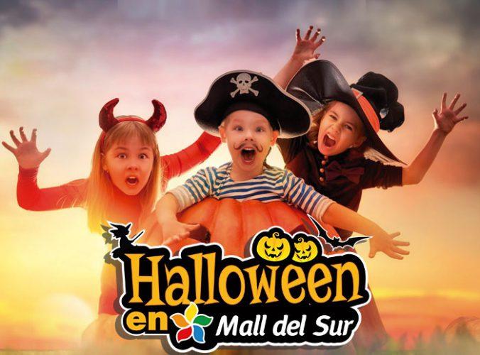 Mall del Sur 1 - Centros comerciales se alistan para celebrar Halloween y Día de la Canción Criolla