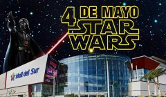 Mall del Sur Star Wars 240x140 - May the 4th be with you: Celebra el día de Star Wars en Mall del Sur