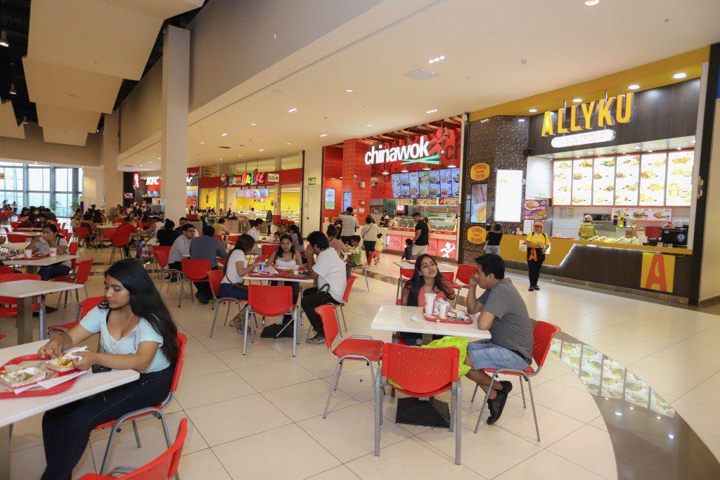 Mall del Sur2 - Perú: Mall del Sur mejorará su mix comercial con nuevas marcas
